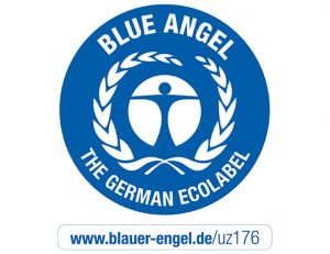 Certifikát Blue Angel