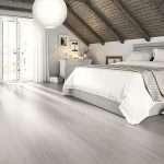 Laminátová podlaha Aqua+ Dub Toscolano sivý EHL099 5